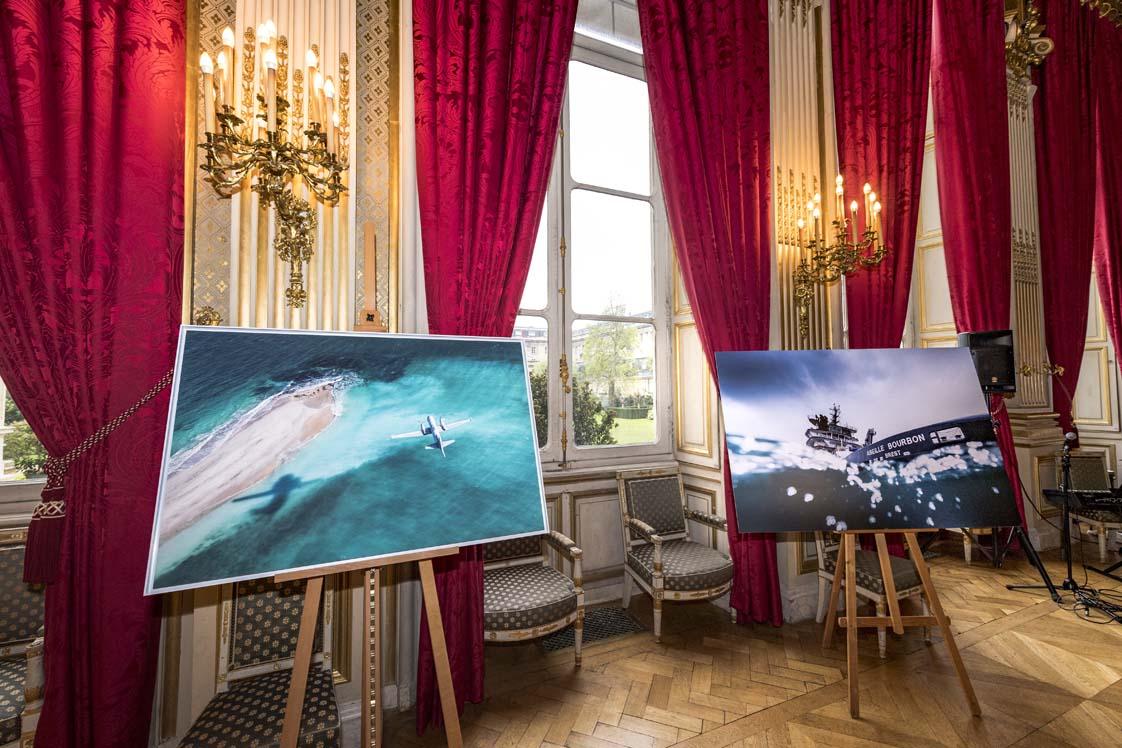 Exposition Ministère des Affaires Etrangères à Paris