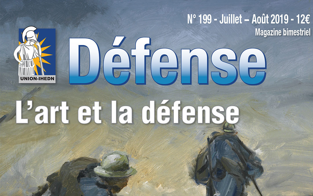 Magazine militaire