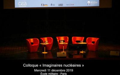 Colloque Imaginaires Nucléaire BNF Paris