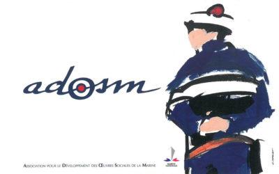 Soutien à l'ADOSM – Entraide Marine