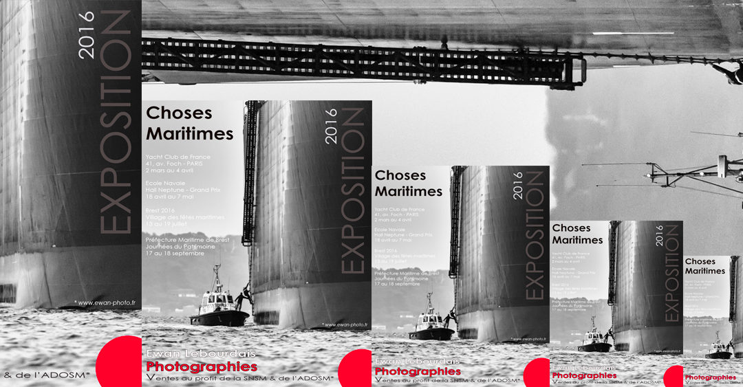 EXPOSITION Choses Maritimes
