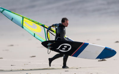 Photographies Windsurf en Bretagne