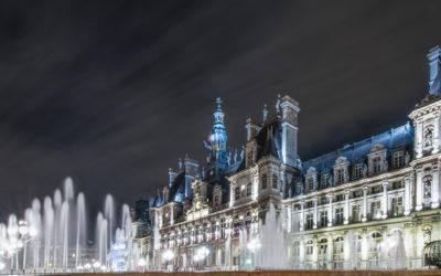 Paris – Brest – Roscoff, nous voici à Paris !