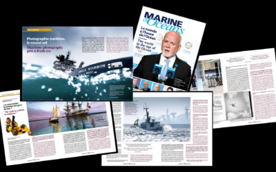 Marine & Océans, article !