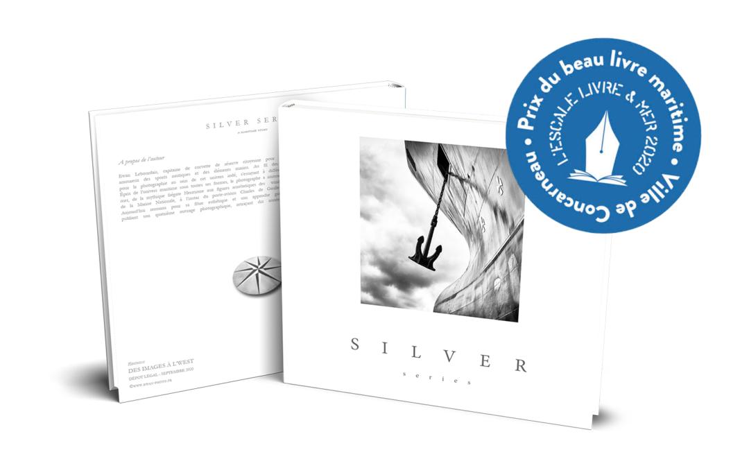 Silver Series élu livre maritime de l'année !